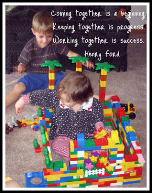 quotes about family coming together