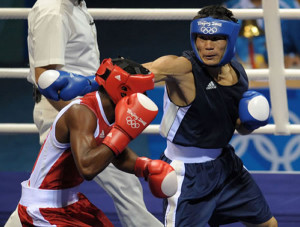 Olympic Boxing Women Make History