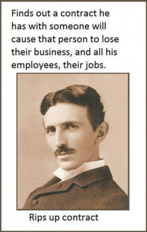 Nikola Tesla: An Inspirational Man from History (6 pics)