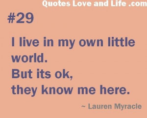 Lauren Myracle. I DIDNT KNOW THIS WAS HER, SHE WROTE PEACE LOVE AND ...