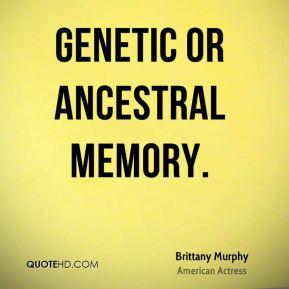 Genetic Quotes
