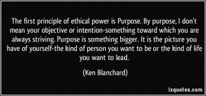 More Ken Blanchard Quotes