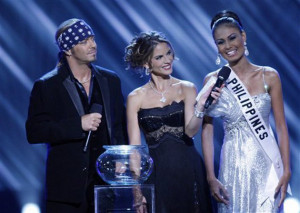 ... Universe pageant, Monday, Aug. 23, 2010 in Las Vegas. (AP Photo/Isaac