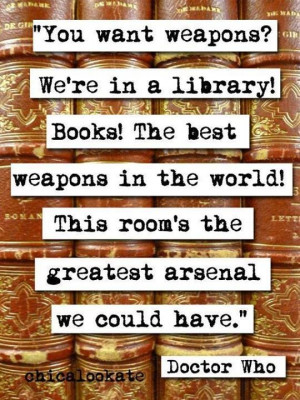 don't know the doctor but he is right about the books.