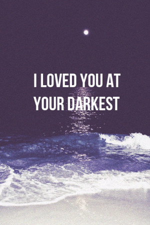 quote #dark quote #dark quotes #love