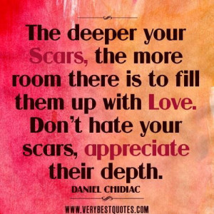 Love quotes encouraging love quotes sad love quotes the deeper your ...
