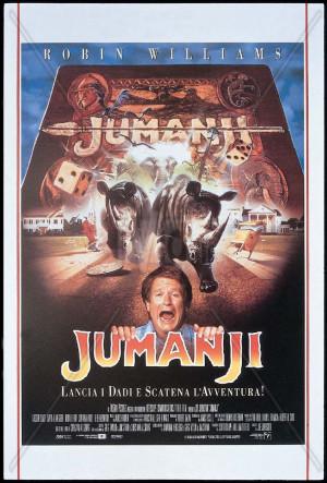 Titolo Film Jumanji Originale Regia Joe Johnston Cast