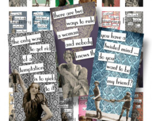 ... Sheet Printable Images Words Sayings Flappers Charleston 1920's