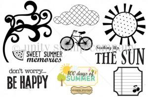 Sweet Summer Memories by