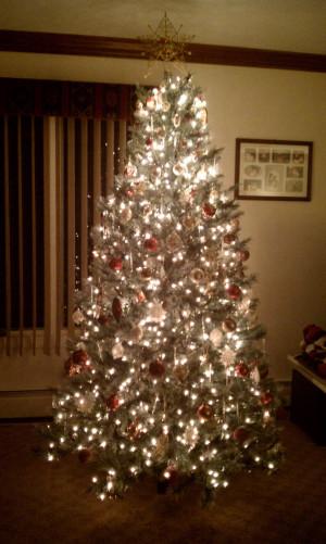 Second Yule Tree