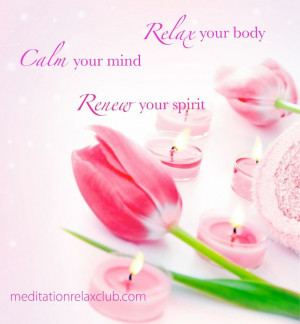 Relaxation Quotes, Relaxing Quotes, Quotes Meditation