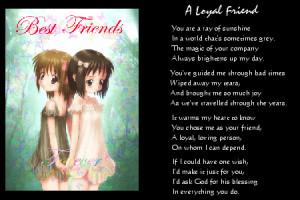 loyal friend Image