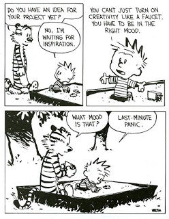 continued the wanton indulgence of Calvin and Hobbes Dream Quote ...