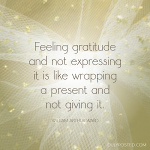 gratitude quotes day 2 if you aren t sure how to show your gratitude ...