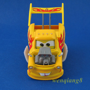 details about disney pixar car 2 funny car tow mater loose xmas gift