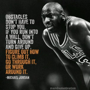 Instagram photo by mambamotivation - Quote from NBA legend Michael ...