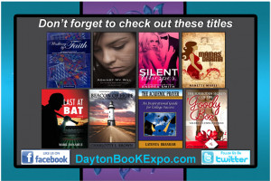 Dayton Book Expo 2015 Mark Donahue Featured Author
