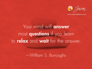 Inspirational Quotes About Relaxing