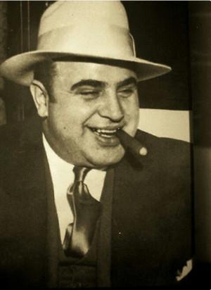 Al Capone, Cigar Aficionado
