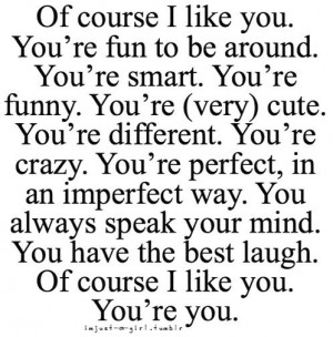Yep...I kinda like you...a LOT ;)