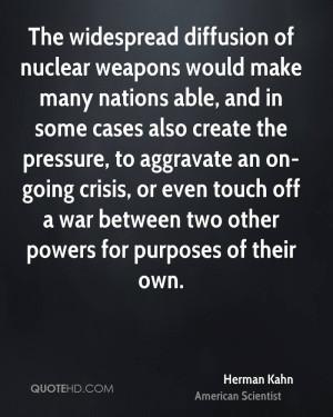 Herman Kahn Quotes