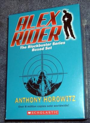 "Start by marking ""Alex Rider Boxed Set (Alex Rider, #1-5)"" as Want ..."