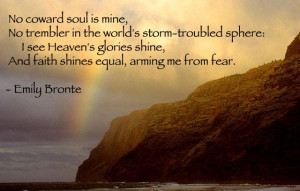 Emily Bronte and Wuthering Heights Quotes