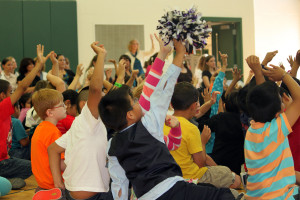 Dana Elementary Receives