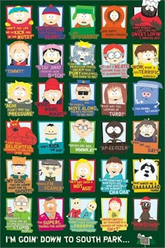 South Park - Cast Quotes (C)