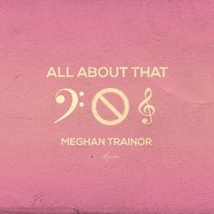 Meghan Trainor - All About That Bass. #minimalistposter # ...