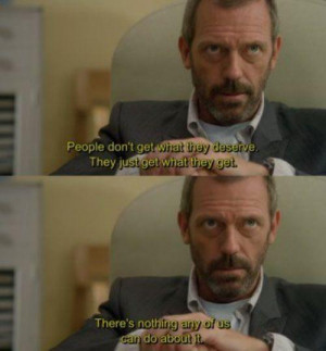Dr. House Quotes