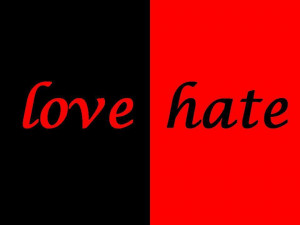 Hate-Love Relationships Love-Hate