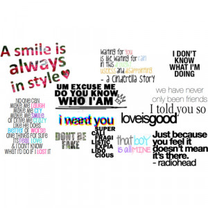 awesome sayings - Polyvore