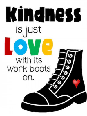 kindness is love kindness picture quotes