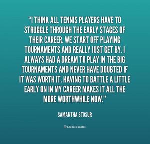 Samatha Stosur