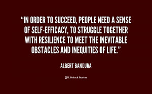 Quotes Albert Bandura Self Efficacy