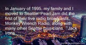Pearl Jam Quotes