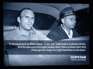 Inside the American Mob Quotes From the Mob