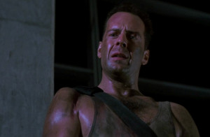"""Die Hard : """"Another orphan of a bankrupt culture who thinks he's ..."""