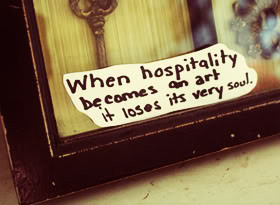 Hospitality Quotes & Sayings