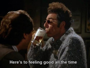 Michael Richards (Kramer). Seinfeld.