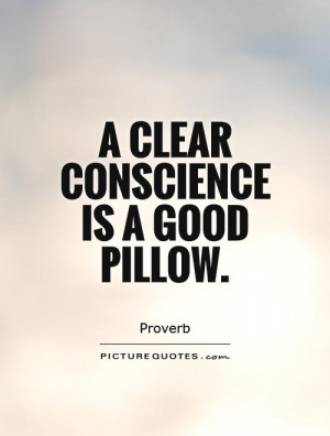 Conscience Quotes And Sayings