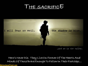 the-sacrifice-sacrifice-duty-honor-country-military-motivational ...