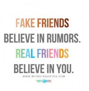 was my best friend but then started being mean and spreading lies ...
