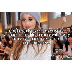 ariana grande quotes from songs 2014