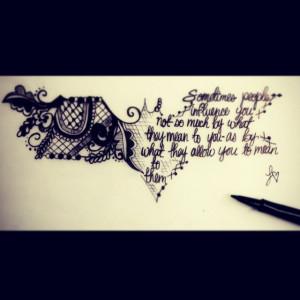 Batman tattoo drawing. laurenddesigns