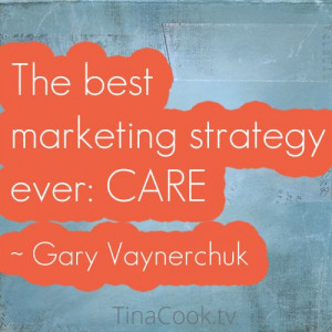 Social Media Quote by Gary Vaynerchuk O'Harra Marketing Solutions www ...