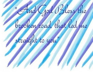 Country love song quotes 2012