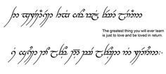 Elvish Quotes Elvishquotes Mar Arwen The Lord Of Picture