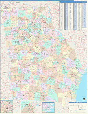 Search Results for: Georgia Zip Code Map